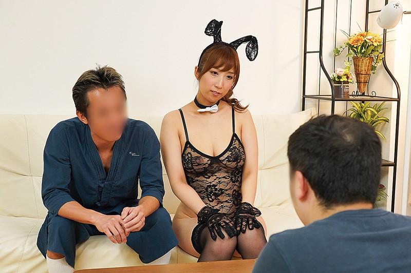 爆乳ムチムチ妻の下品なマラ喰い肉欲生活 彩奈リナ 5枚目