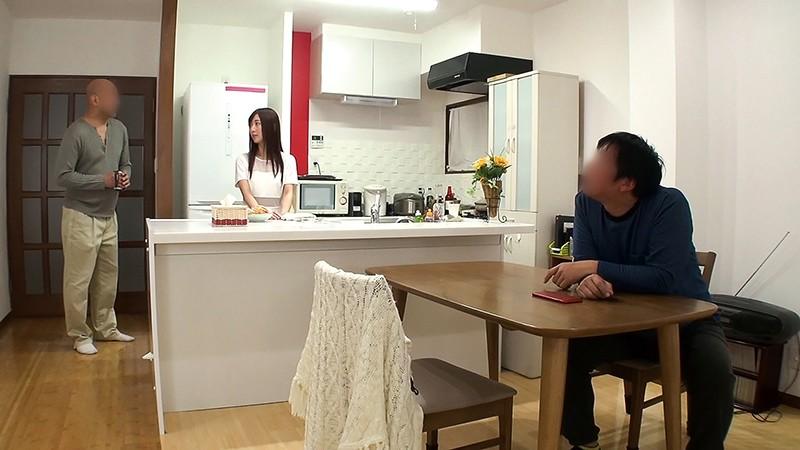 息子の嫁とのセックス記録 宇野栞菜 キャプチャー画像 1枚目