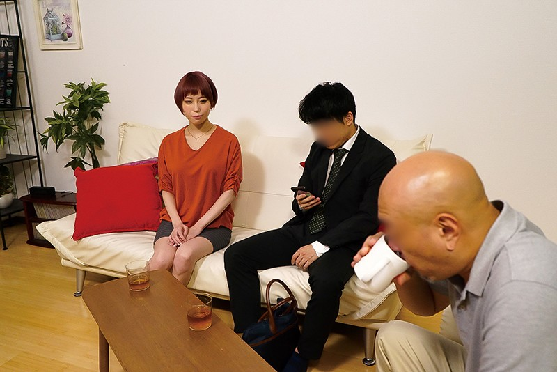 息子の嫁に惚れた義父 川菜美鈴 キャプチャー画像 1枚目