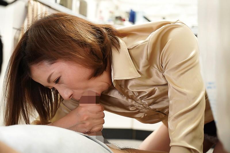 NACR-411 Tempted By My Sexually Dissatisfied Son's Wife Tsubaki Kato