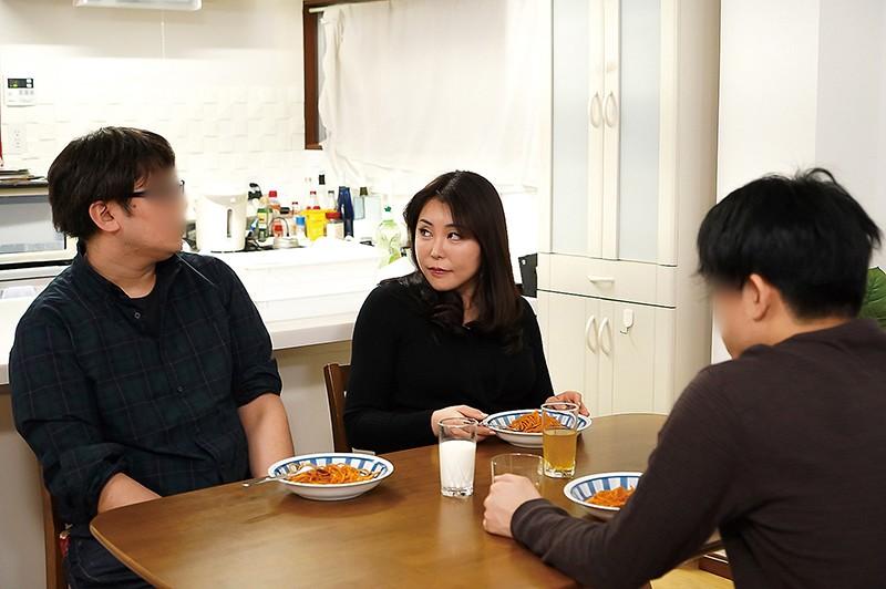 夫が勃起不全に… その寂しさから夫の弟と関係を持ってしまいました。 純岡美乃理 キャプチャー画像 9枚目