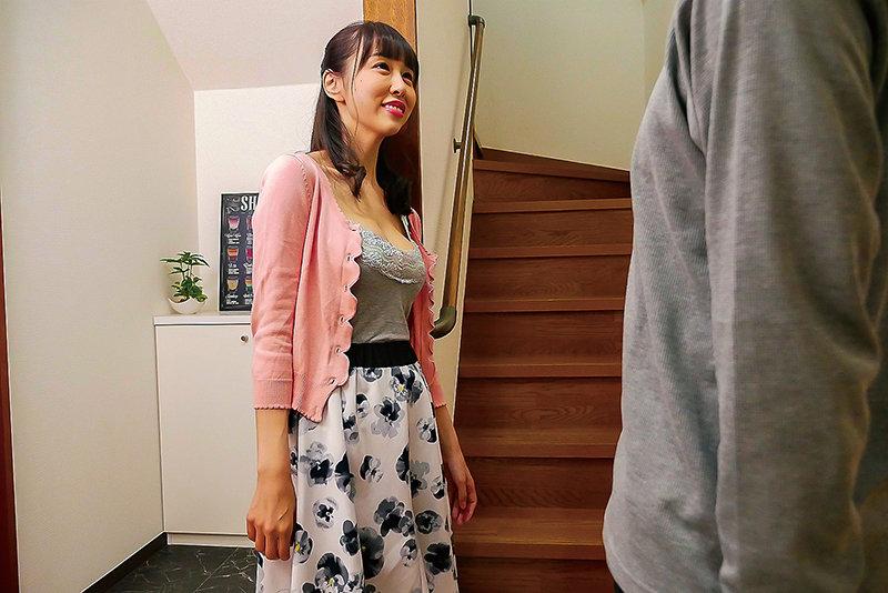 隣の美人妻 泥酔し部屋を間違え「ただいま〜!」 宝生リリー 画像12