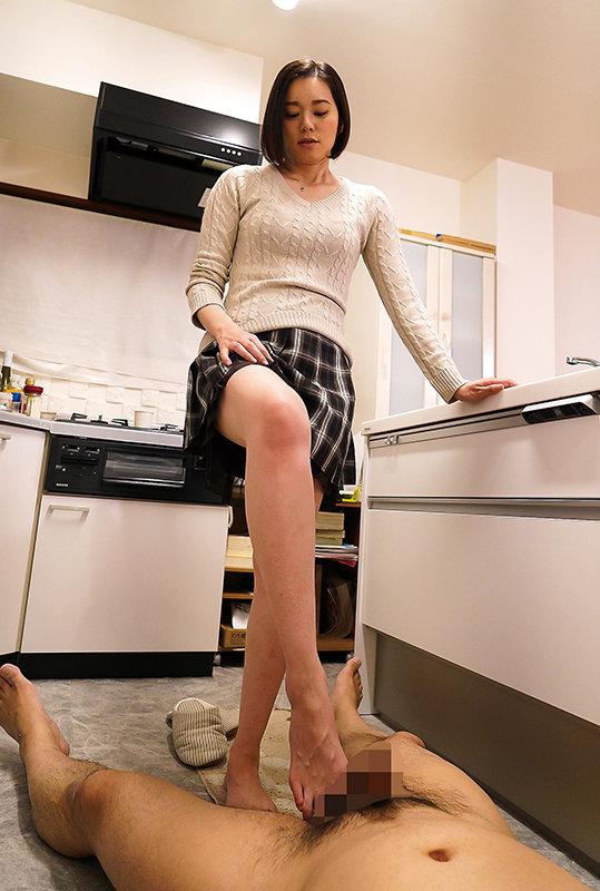 欲求不満な息子の嫁に誘惑されて 平井栞奈 キャプチャー画像 12枚目