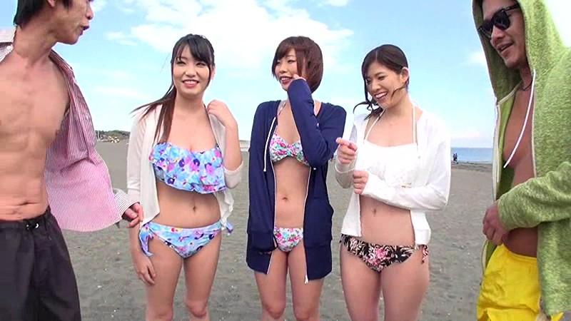 【女子大生ハメ撮り個人撮影】水着で巨乳の女子大生素人のハメ撮り個人撮影中出しプレイがエロい!