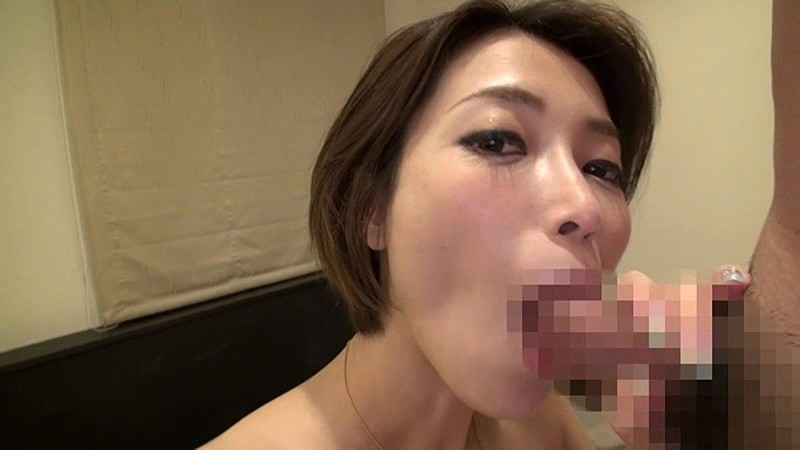 都内巨乳カフェ店員みおさん(29)AV Debut 18枚目
