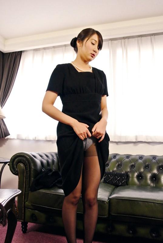 喪中の女 焦らしの禁断症状の果てに…葵千恵 2枚目