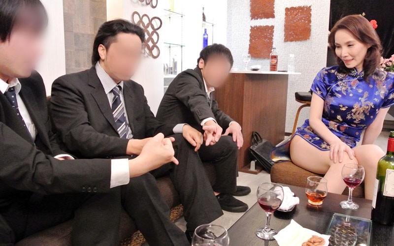 美人スナックママ 山口珠理 キャプチャー画像 3枚目