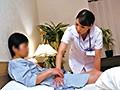 [MOKO-035] 「ここはそういうトコロじゃありませんので…」 人間ドック特別室で看護師にイタズラしたら…2