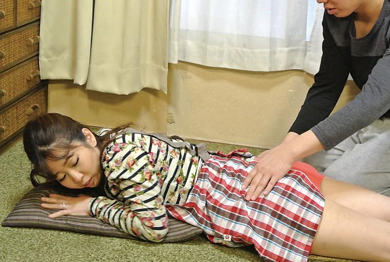 仙台から上京した嫁の母が…巨乳義母 月白さゆり キャプチャー画像 6枚目