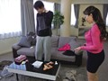 秋田から上京した嫁の母が…巨乳義母 久我美波 48歳