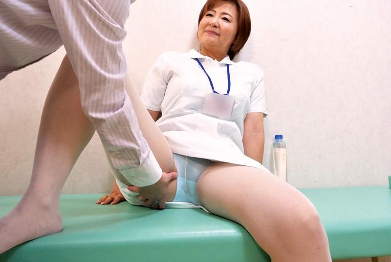 OFKU-109 Studio STAR PARADISE - Working Rural Lady. A Middle-Aged Nurse With Big Tits. Mature Woman From Ibaraki. Takako Moriya big image 6