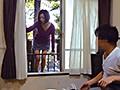 夫と喧嘩して息子のアパートにきた小田原の母 筒美かえで 2