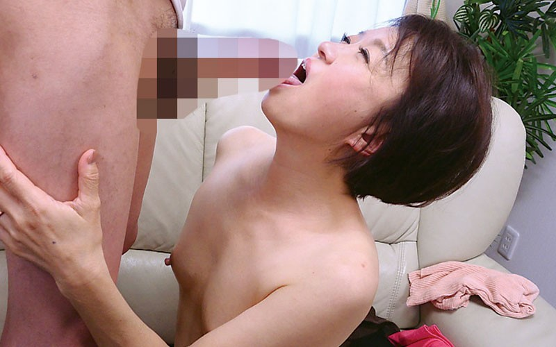 OFKU-151 Turned On By My Mother-in-law Who Arrives To Take Care Of My Newborn Daughter Stepmom In Her 50s From Yugawara Sumire Shinogi big image 2