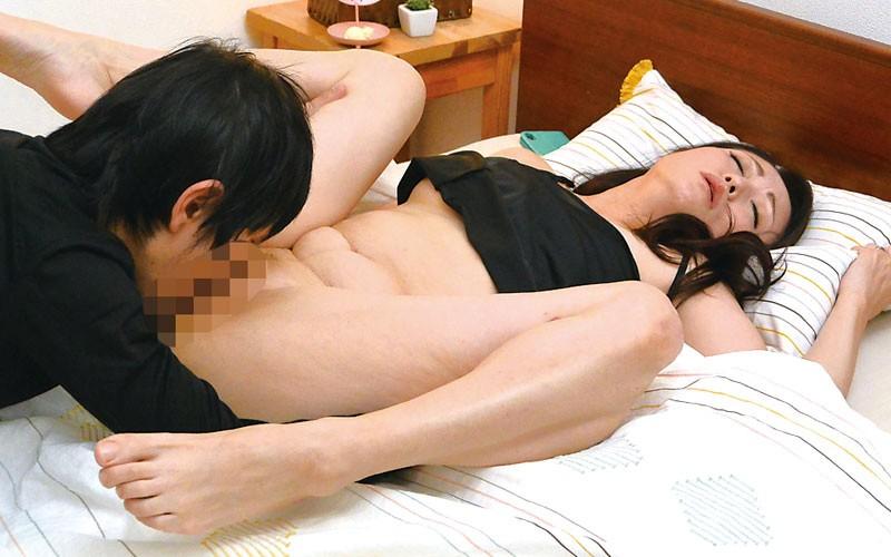 新潟から上京した嫁の母が…五十路義母 今浪優 50歳3