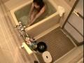 家庭内盗撮 母ちゃんの入浴艶姿2