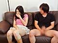 人妻と2人っきりでAV鑑賞 13