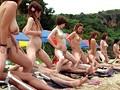 (h_254vikg00156)[VIKG-156] ヌーディストビーチに痴女GALが大集合!!〜美女・美少女限定 25人〜 ダウンロード 4