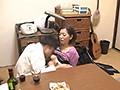 コタツの中でイカされ中出しされた嫁の母3