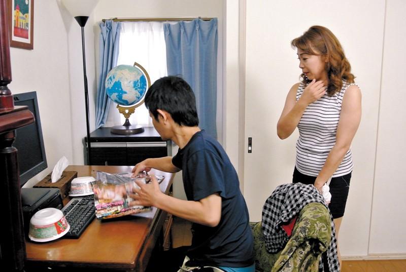 息子に犯された母 藤崎美冬 46歳 の画像20