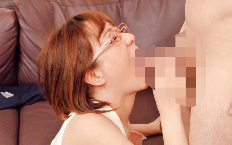 VNDS-3341 Creampie A Mature Woman With Sexy Glasses big image 4