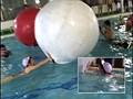 モロ出し 水中運動会 23