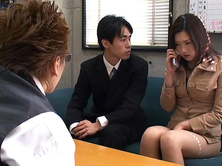 美しき報道記者 渡瀬晶 画像12