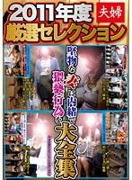 2011年度夫婦厳選セレクション 堅物な妻に内緒で猥褻行為を大全集