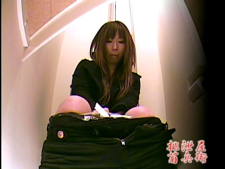 もしも小便・大便した後、トイレが壊れてたことに気づいたら女はどうするのか? 画像17