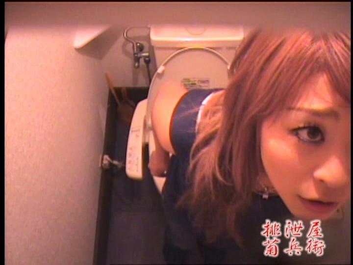 もしも小便・大便した後、トイレが壊れてたことに気づいたら女はどうするのか? 画像4
