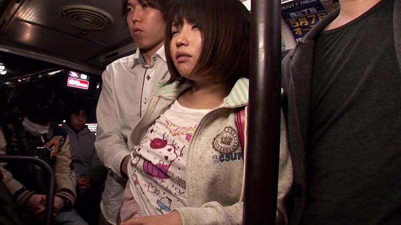 小○生痴●バス 〜怯えて声も出せない小○生に悪戯〜|無料エロ画像14