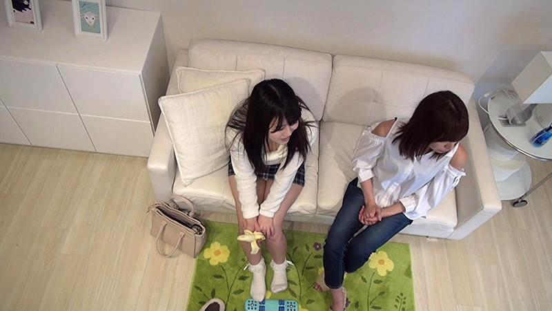 ガチレズ女性による自宅連れ込み盗撮映像 女が女に落ちる様子を完全隠し撮り 画像1