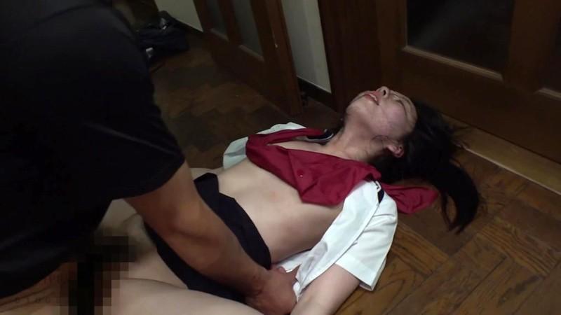 女子●生尾行押し込み3穴アナル集団レイプ2 の画像12