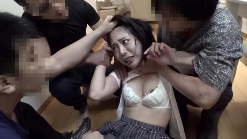 女子●生尾行押し込み3穴アナル集団レイプ2 の画像11