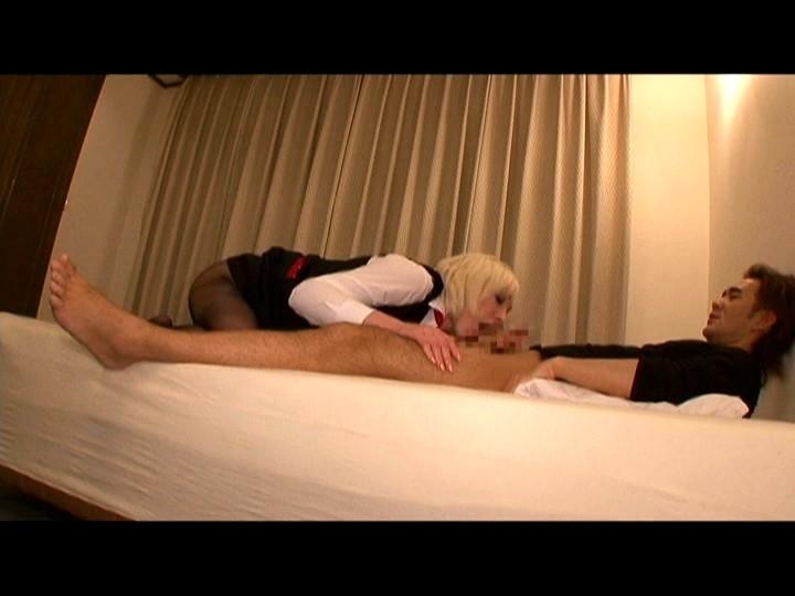 Working Woman's Legs 05 外資系エアライン・キャビンアテンダント 画像18