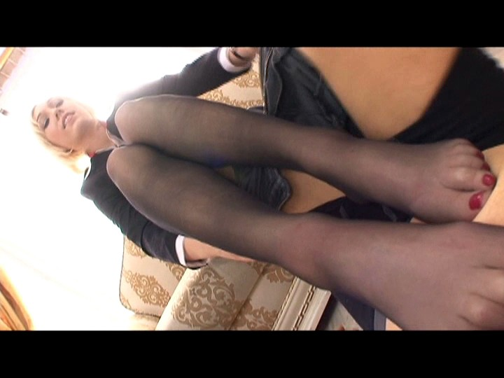 Working Woman's Legs 05 外資系エアライン・キャビンアテンダント 画像5