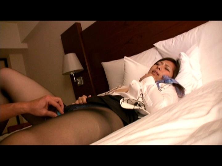 Working Woman's Legs 07 大手総合建設会社受付嬢 画像3