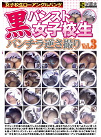 黒パンスト女子校生パンチラ逆さ撮り Vol.3 ダウンロード