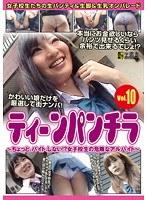 ティーンパンチラ VOL.10 ダウンロード