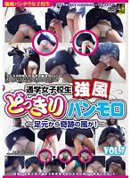 通学女子校生強風どっきりパンモロVol.7 〜足元から奇跡の風が!〜 ダウンロード