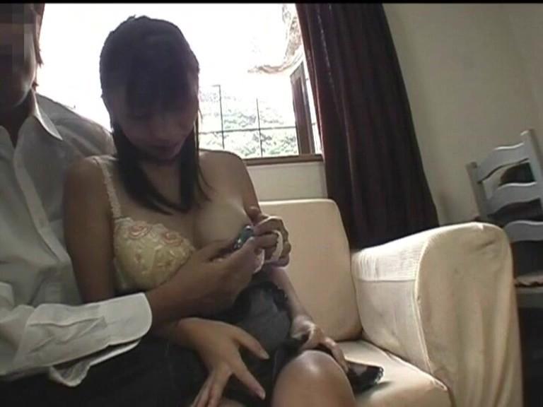 出産直前のエロ妊婦