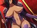 黒獣 〜気高き聖女は白濁に染まる〜 オリガ×クロエ 黒の城、...sample4