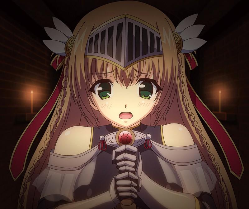 魔剣の姫はエロエロです ~ツンデレ姫騎士のお漏らし緊縛躾け◆~ 1