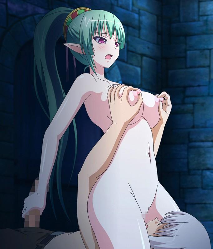 魔剣の姫はエロエロです 〜緊縛されたのスライムだった件◆〜 画像1
