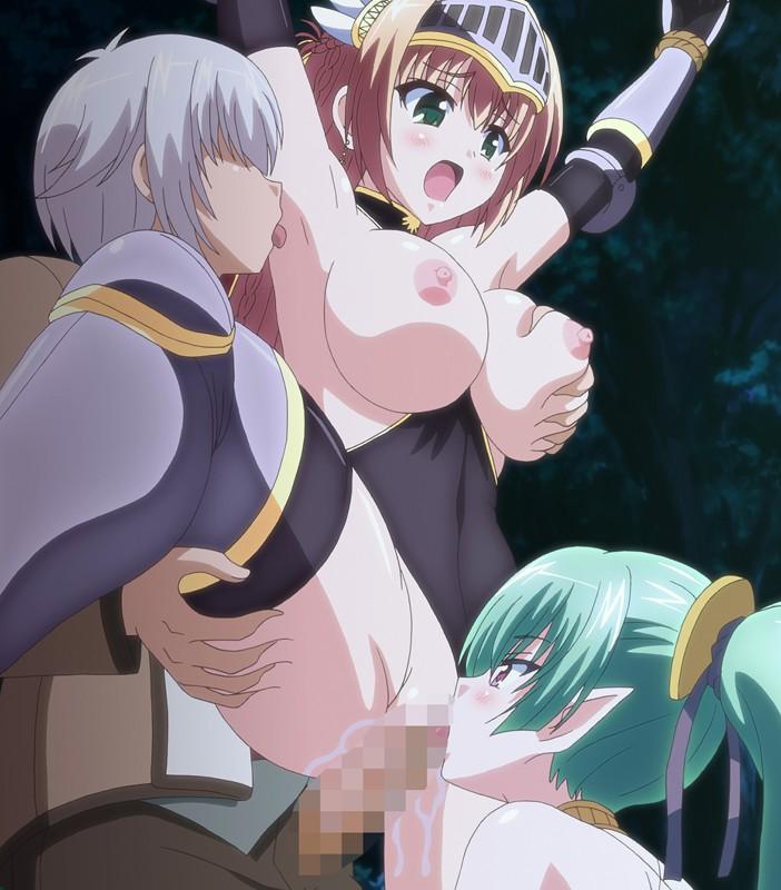 魔剣の姫はエロエロです ツンデレ姫騎士の矮小鎧前罵詈後突◆ 画像6