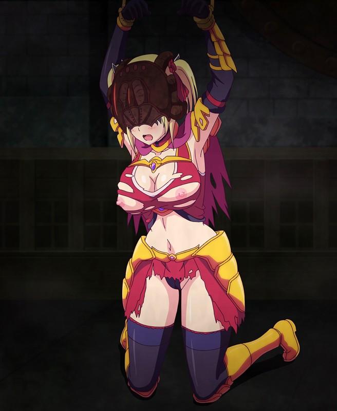 灼炎のエリス 美少女へっぽこ勇者・エリス~トンだ雌恥尻◆~ 2