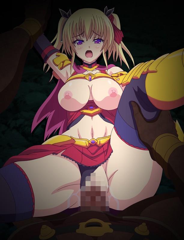 灼炎のエリス 美少女へっぽこ勇者・エリス~トンだ雌恥尻◆~ 4