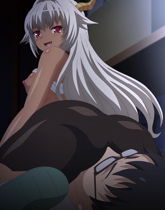 ○○交配 第三話 傲慢な彼女は竜の長 画像9