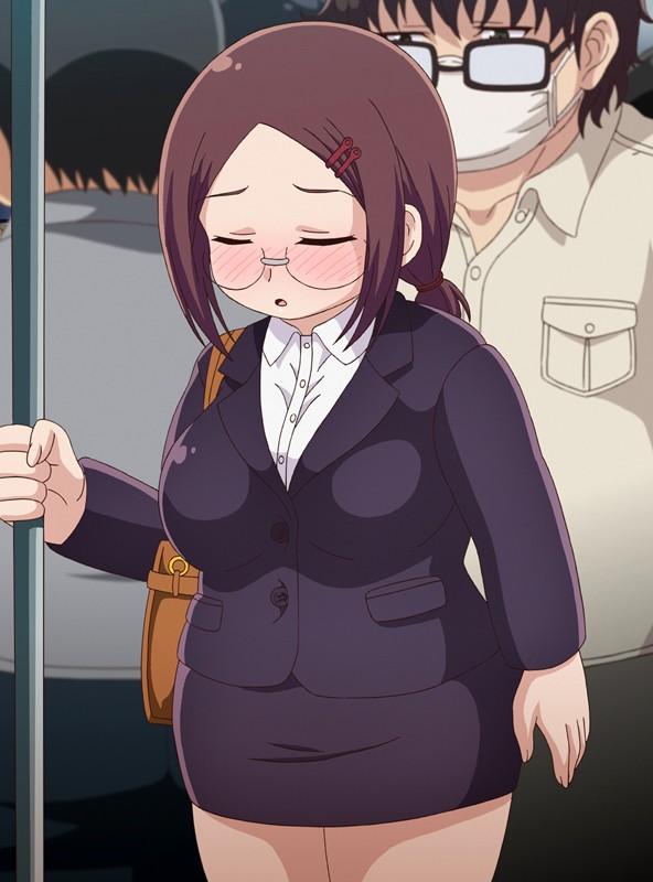 卒業○○電車 三輌目 酔いつぶれた女教師は弛緩した身体を弄ばれる 画像5