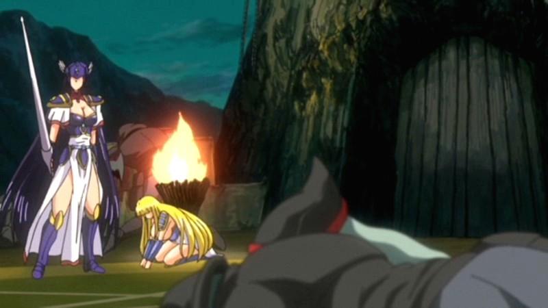 「戦乙女ヴァルキリー2 第一話 「堕天の女神達」」の画像