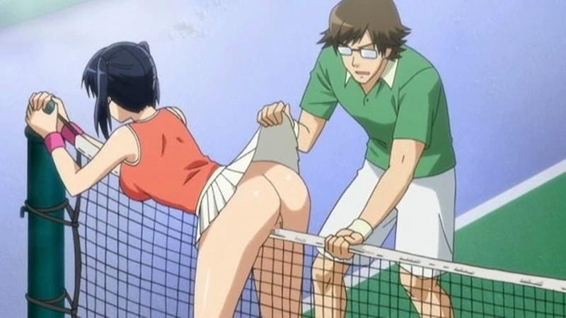 女子校生の腰つき 下巻 テニス部編